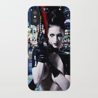 android iPhone & iPod Cases featuring Android Dreams by Danielle Tanimura