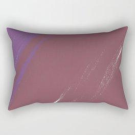 Painted design choco Rectangular Pillow