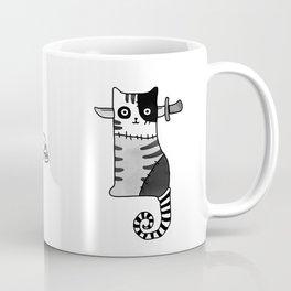 Zombie – Cat Of Horror Coffee Mug