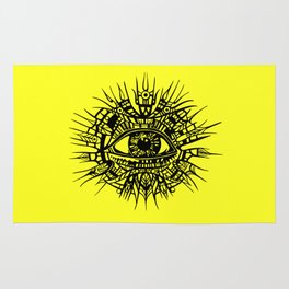 ALL-SEEING DEITY - EYE OF PROVIDENCE Rug