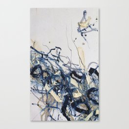 Abstraction XXX Canvas Print