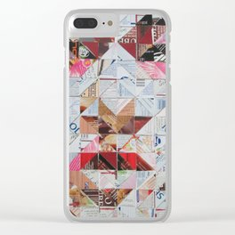 Fatso Clear iPhone Case