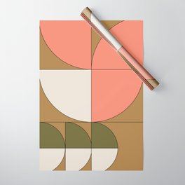 Abstract Composition - 05 Wrapping Paper