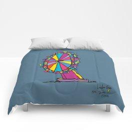 london eye Comforters
