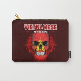 To The Core Collection: Vietnam Carry-All Pouch