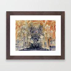 Opera de Paris Framed Art Print