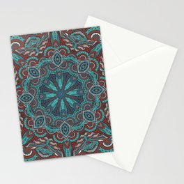 Mandala - Skyward Stationery Cards