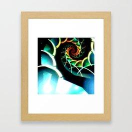 Expansion 663 Framed Art Print