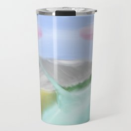 Convergence of Hues Travel Mug