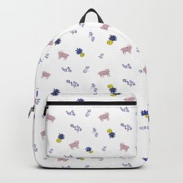 Goats and Pineapples Backpack