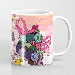 The Animals Fly Away Coffee Mug