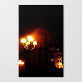 Night Crest 3 Canvas Print