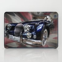 british iPad Cases featuring British Beauty by Cozmic Photos