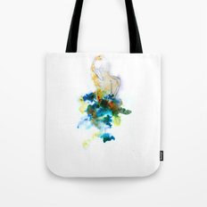 Spring Figure Tote Bag