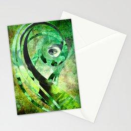 Irish Girl Stationery Cards