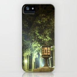 Koyasan temple 3 iPhone Case