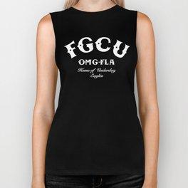 FGCUCBGB Biker Tank
