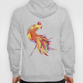 Red Rooster Hoody