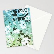 Vintage Flowers XL - for iphone Stationery Cards