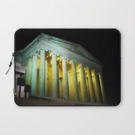 a night at the jefferson Laptop Sleeve