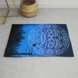 qathet Moonrise Rug