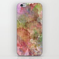 Abstract Me iPhone & iPod Skin