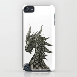 Jerry the Dragon iPhone Case