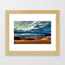 California's Desert Framed Art Print