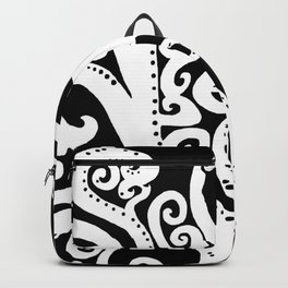 The Cross Our Tree of Life Backpack