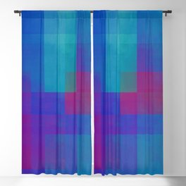 Blu coOL Blackout Curtain
