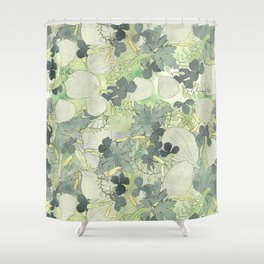 Niittykasveja Shower Curtain