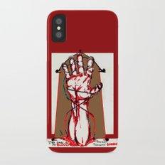Bound By Blood Slim Case iPhone X