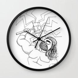 Inktober 2018: Day 30 Wall Clock