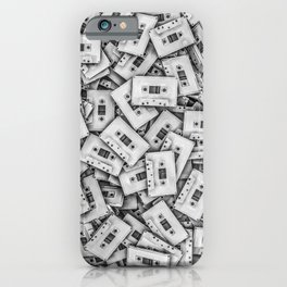 Cassettes iPhone Case