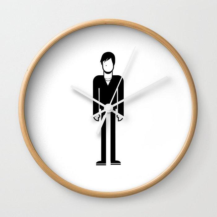 Enrique Iglesias Wall Clock