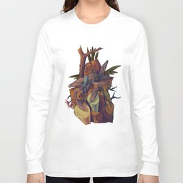 One with the sound Long Sleeve T-shirt