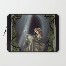 Tragically Ever After: Lily Potter Laptop Sleeve