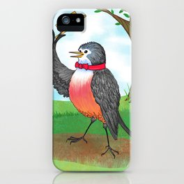 Top Of The Morning To You iPhone Case