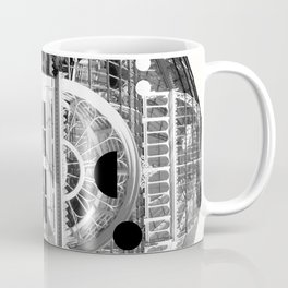 Liverpool Architecture - Cities Framed Coffee Mug