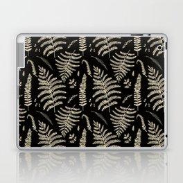 Fern Pattern 2 Laptop & iPad Skin
