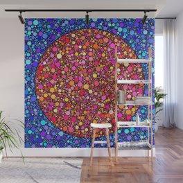 One meeeeeeeeeeeeeeeeellion circles Wall Mural