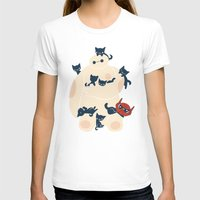 kittens T-shirts featuring Kittens! by Jay Fleck