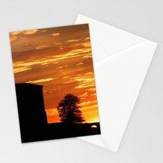 Castle Sunset  - JUSTART © Stationery Cards