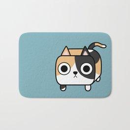Cat Loaf - Calico Kitty Bath Mat