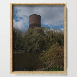 Ironbridge Cooling Towers Serving Tray