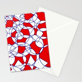 Trying to Break Free Stationery Cards