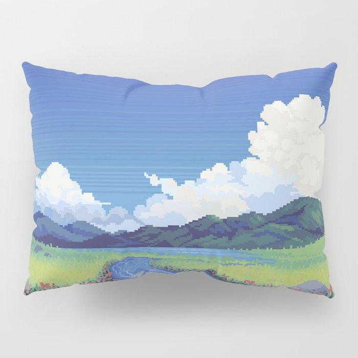 Stream Pillow Sham