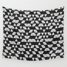 Triangles Wall Tapestry