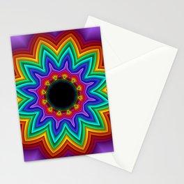 mandala design -7- Stationery Cards