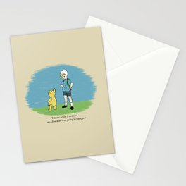 Ooo Corner Stationery Cards